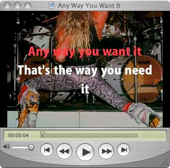 Any way you want it!
